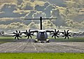 RAF Airbus A400M Atlas at RAF Keevil.jpg