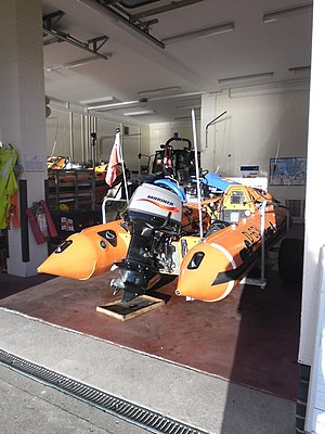 Littlehampton Lifeboat Station - Image: RNLB Spirit of Juniper D 631
