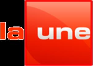 La Une - Image: RTBF La Une logo
