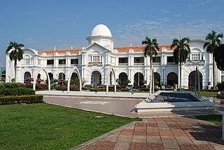 Ipoh railway station railway station