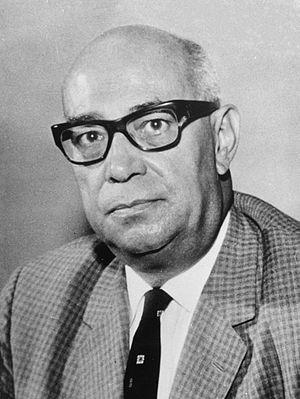 Raúl Leoni - Image: Raúl Leoni 1965