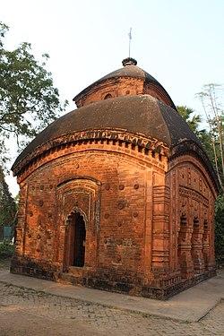 Radhabinod temple of Bishnupur (53).jpg