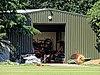 Radlett Cricket Club utility unit, Hertfordshire England 1.jpg