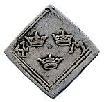 Raha; markka; klippinki; 4 markkaa - ANT2-630b (musketti.M012-ANT2-630b 2).jpg