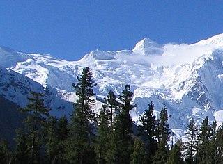Rakhiot Peak