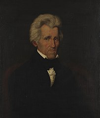 Andrew Jackson (1767-1845) (attributed to Ralph Eleaser Whieside Earl)
