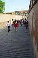 Ramp - Innermost Akbari Darwaja and Diwan-i-Am Courtyard - Agra Fort - Agra 2014-05-14 4068.JPG