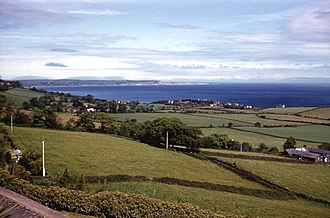 Ramsey Bay - Image: Ramsey Bay MAY 1960 geograph.org.uk 506045