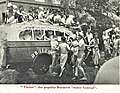 Rangoon, A popular Burmese water festival, Tinjian, in the 1930s.jpg
