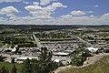Rapid City, South Dakota seen from Dinosaur Park.jpg