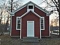 Rear of Sydenstricker School with bell cupola.jpg