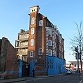 Rear of the original Old Kent Road fire station, Southwark-geograph-4435238-by-Stephen-Craven.jpg