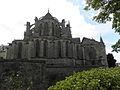 Redon (35) Abbatiale Saint-Sauveur Extérieur 10.JPG