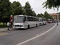 Reko TT Prašný most - Vítězné náměstí, Dejvická, seřadiště NAD.jpg