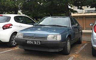 Renault 25 Motor vehicle