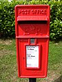 Rendham Postbox - geograph.org.uk - 1406605.jpg