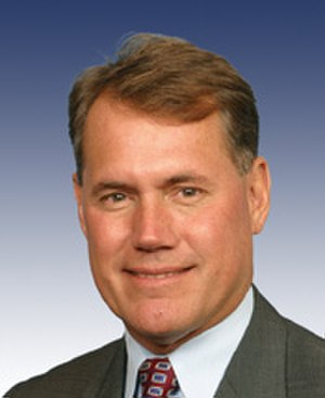 Hawaii's 1st congressional district special election, 2010 - Image: Rep. Ed Case, 109th Congress