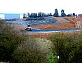 Reshaping the landscape, earthworks north of Kettering. - geograph.org.uk - 151248.jpg