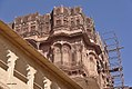 Restoration Work at Mehrangarh Fort.jpg