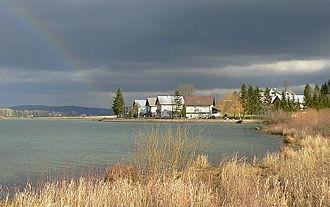 Ogulin - Sabljaci lake near Ogulin