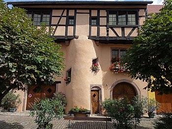 Hotel De Ville Ribeauvill Ef Bf Bd