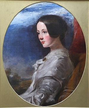 Richard Buckner (artist) - Image: Richard Buckner Portrait of a Young Woman