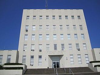 Richland Parish, Louisiana - Image: Richland Parish Courthouse, Rayville, LA IMG 0153