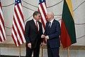 Rick Perry and Saulius Skvernelis in Vilnius - 2019 (1).jpg
