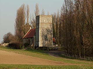 Ringshall, Suffolk Human settlement in England