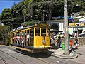 Rio de Janeiro tram 06 at Largo do Guimarães.jpg