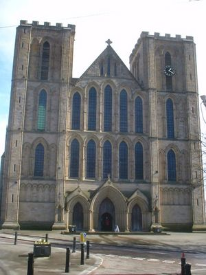 National Twelve-Bell Striking Contest - Ripon Cathedral