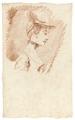 Ritstudie på pojke, 1700-tal - Skoklosters slott - 99184.tif