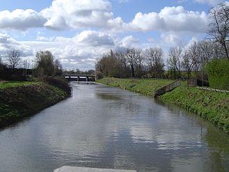 River Ember - River Ember on new flood management course