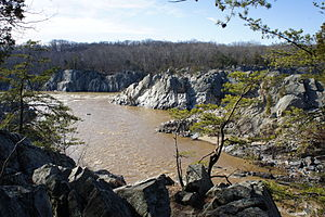 Billy Goat Trail - Image: River Green Billy Goat