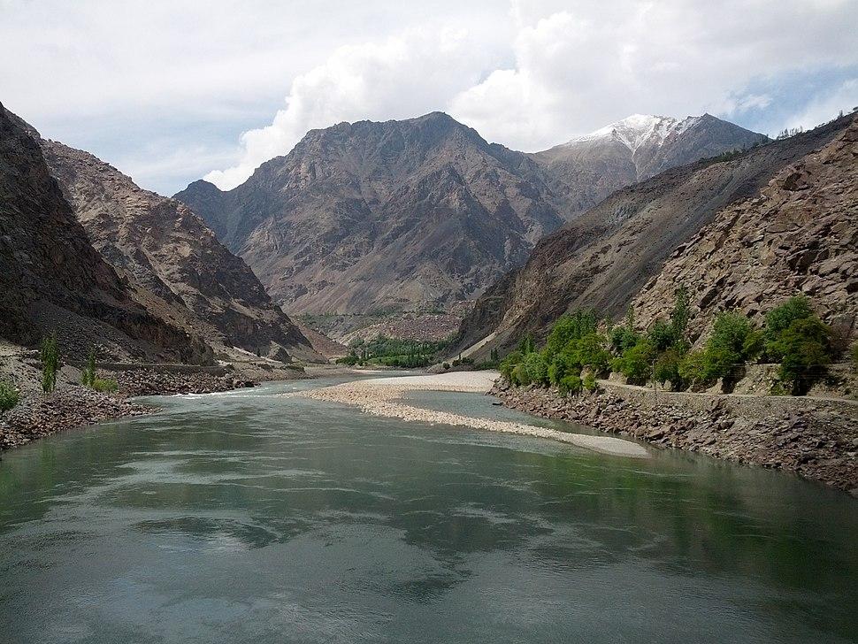 River Sindh