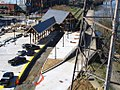 Riverfront train station construction Nashville 2006-03.jpg