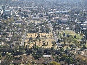 Riverside, California - Image: Riverside cemetery