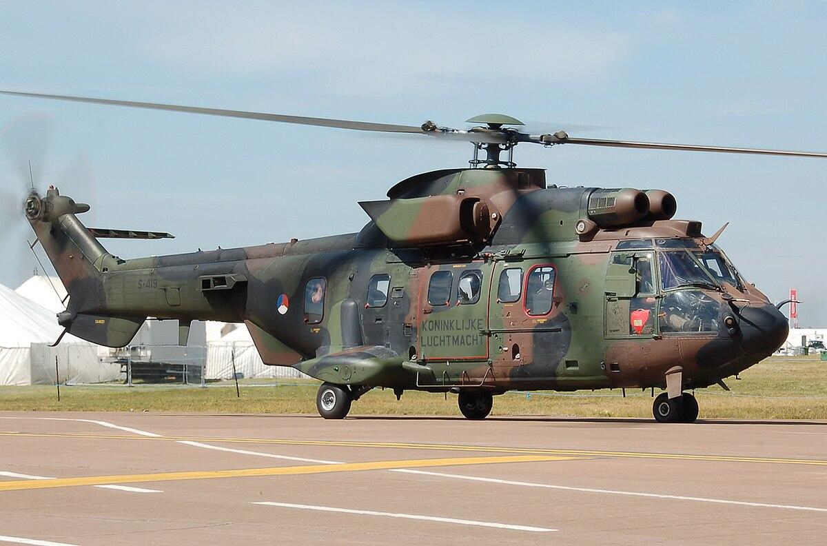 Eurocopter AS 532 Cougar - Wikipedia, la enciclopedia libre