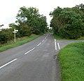 Road junction - geograph.org.uk - 497803.jpg
