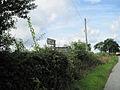 Road sign at Burgedin - geograph.org.uk - 1421757.jpg