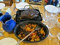 Roast shoulder of pork and root vegetables (10295022073).jpg