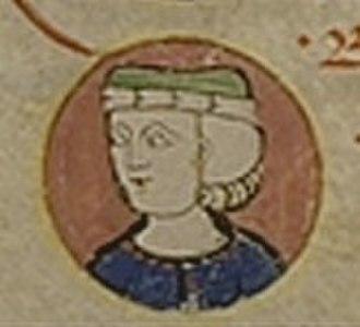 Robert I, Count of Artois - Image: Robert Artois maly
