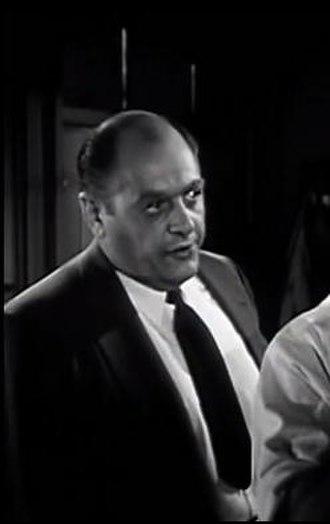 Robert Middleton - Middleton in The Big Combo, 1955