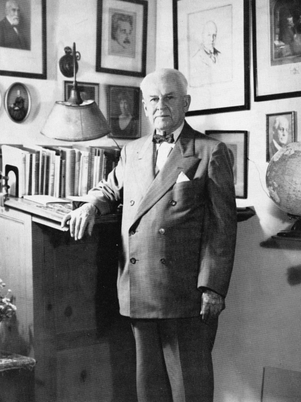 Robert A. Millikan 1954