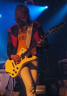 Robert Dahlqvist Swedish musician