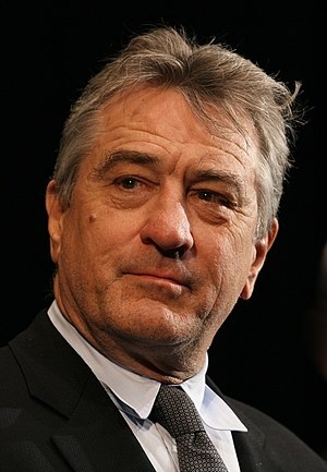 English: Robert De Niro at 43rd Karlovy Vary I...