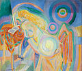 Robert Delaunay - Femme nue lisant (Nude Woman Reading) - Google Art Project.jpg