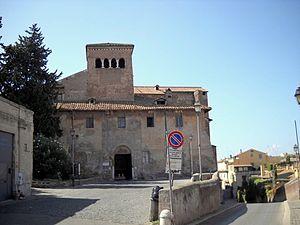 Roma Celio ss quattro coronati facciata.JPG