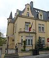 Romanian Embassy in Luxembourg - Ambasada României Luxemburgului May 2012.jpg