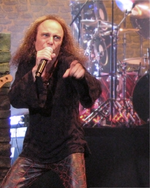 Ronnie James Dio 2007-ben